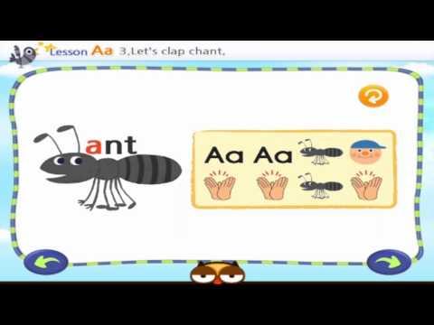 Video of 어린이 파닉스랜드 - 유아 어린이 영어 학습 완성