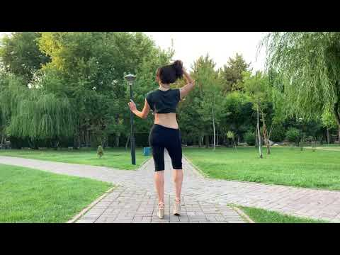 Belly dance girl from Kazakhstan