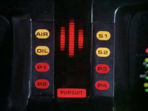 Greatest Knight Rider sequence EVER!