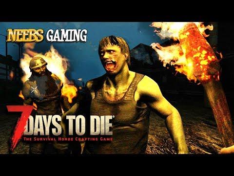 7 Days to Die - Day 1 (видео)
