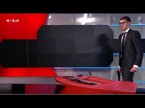 Ολλανδία: Σύλληψη ενόπλου, που εισέβαλε στη Δημόσια Τηλεόραση