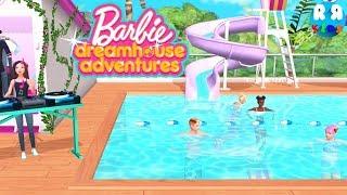 Barbie Dreamhouse Adventures - Unlock Ken Pool Party