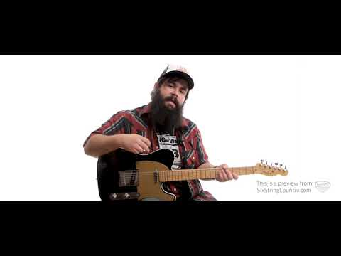 I Don't Know About You Guitar Lesson - Chris Lane