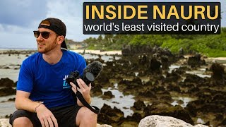 INSIDE NAURU - the world's least visited country
