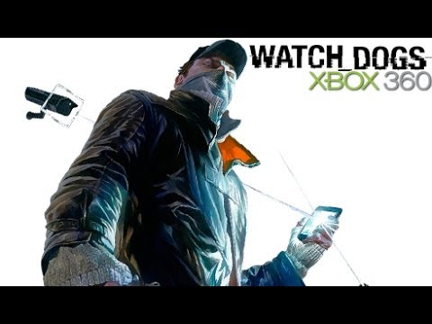 Watch Dogs Gameplay (XBOX 360 HD)