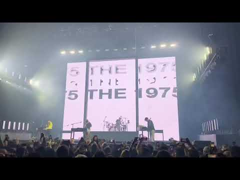 Frail State of Mind LIVE - The 1975 (FIRST TIME EVER PLAYED LIVE)!