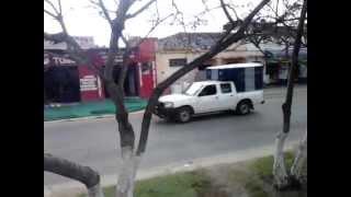 preview picture of video 'Llegando San Cristobal de las Casas, Chiapas, Omnibus Cristobal Colon'