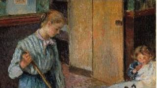 The Little Country Maid (Pissarro)