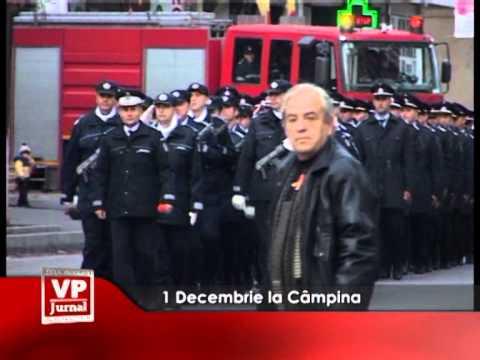 1 Decembrie la Câmpina