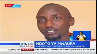 James Mwaura anuia kushiriki mashindano ya Red Bull