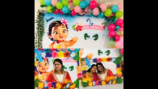 #BirthdayDecorations | #MoanThemeDecor |       Moana Theme Decorations
