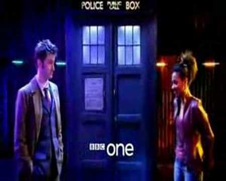 TV Trailer: Doctor Who Season 3 (0)