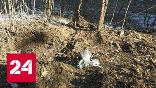 Бомбовый удар по Донецку совершили украинские беспилотники - Россия 24