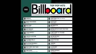 BillboardTopPopHits-1991