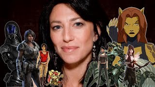 "The Many Voices of ""Claudia Black"" In Animation & Video Games"