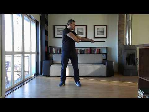 Видео упражнения для осанки взрослых