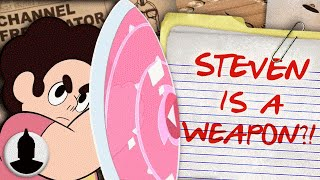 Is Steven Universe a Weapon Made by Rose Quartz? - Cartoon Conspiracy (Ep. 117) | Kholo.pk