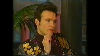 Adam Ant - This Morning 1990 Interview