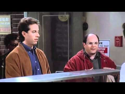 Seinfeld Clip - The Soup Nazi