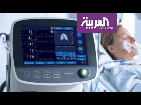 العرب اليوم - شاهد: تدافع مجنون لملايين البشر على شراء أجهزة التنفس الصينية