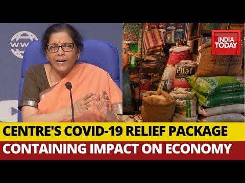 Coronavirus Crisis: Centre Reaches Out To Poor, Announces Rs1.7 Lakh Crore Covid-19 Relief Package