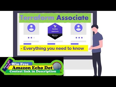 Hashicorp Certified Terraform Associate Exam- Everything you need ...