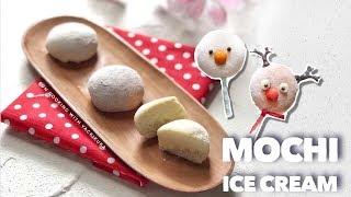 MOCHI ICE CREAM 3BAHAN - HOMEMADE CREAM