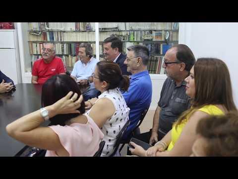 Culmina el primer expediente de recepción de barriadas: La Oliva