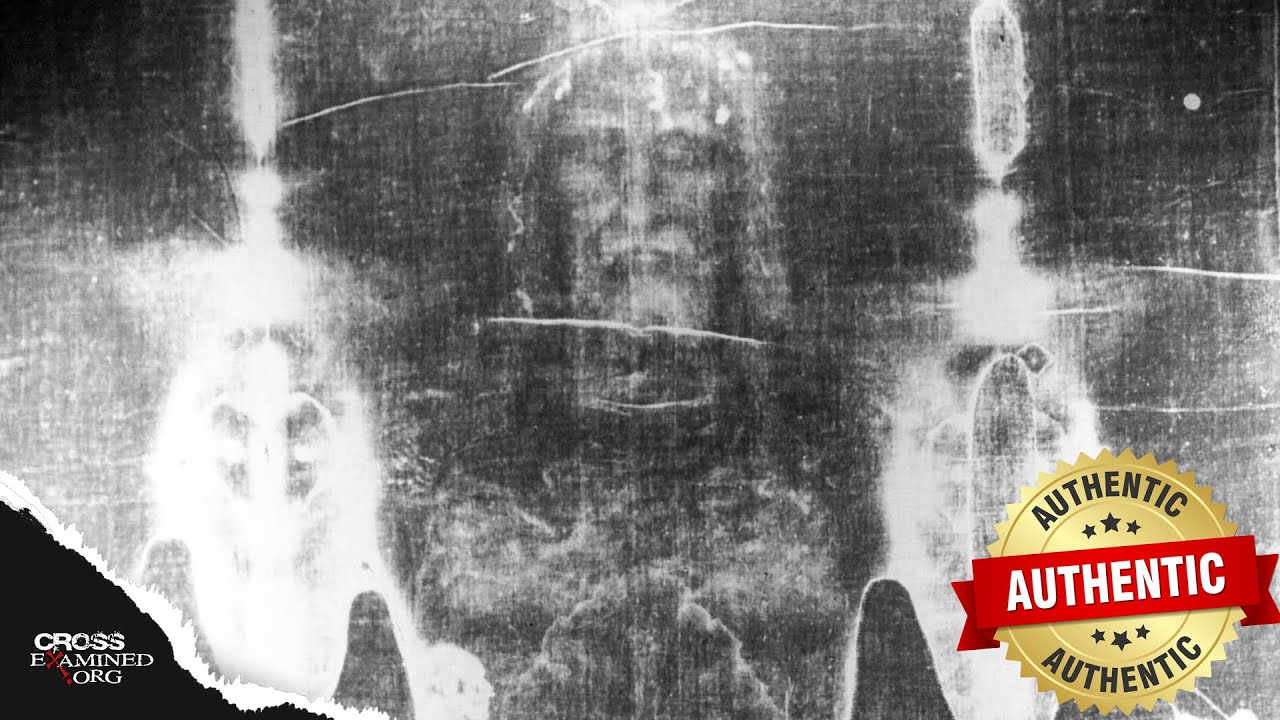 Shroud of Turin: 80% sure it's authentic. NO WAY!