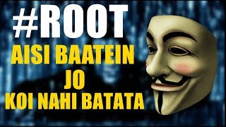 #ROOT   YE PATA HAI AAPKO ? THINGS YOU SHOULD KNOW   MUST WATCH
