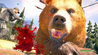 Sly Gameplay - Far Cry 5 - Intense Ambushes/Animal Attacks & Funny Moments Compilation Vol.3