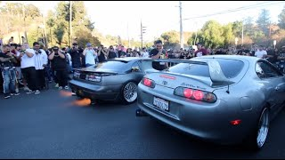 300ZX DESTROYS EVERYONE AT THE 2-STEP BATTLE!