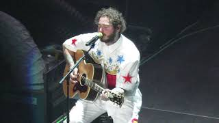 Post Malone At Super Bowl Music Fest 2-1-19..Stay