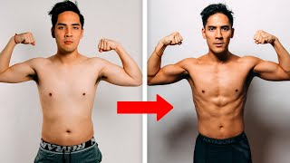 How I Lost 10% Body Fat In 4 Months