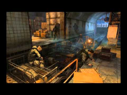 Metro 2033 Redux гл 1