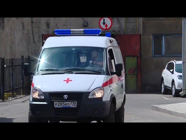 На бригаду медиков напали