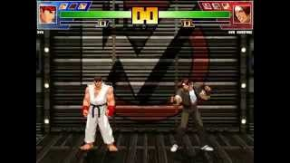 Street Fighter Vs King of Fighters