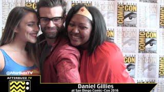 Daniel Gillies (The Originals) At San Diego Comic-Con 2016