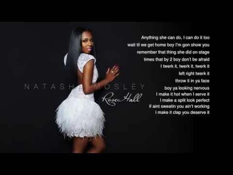 Natasha Mosley- Anything (Lyrics)
