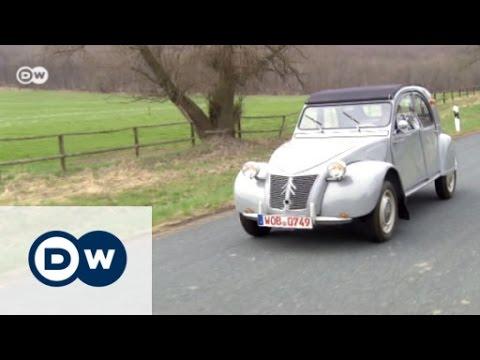 Mit Stil: Citroën 2CV   Motor mobil