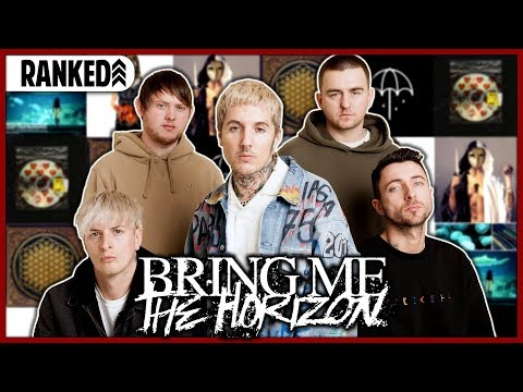 Every Bring Me The Horizon Album Ranked WORST to BEST