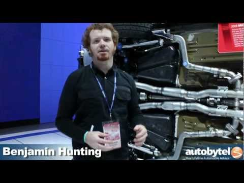 Video of the Ford Mustang Boss 302 and SVT Shelby GT500 at the 2012 NAIAS