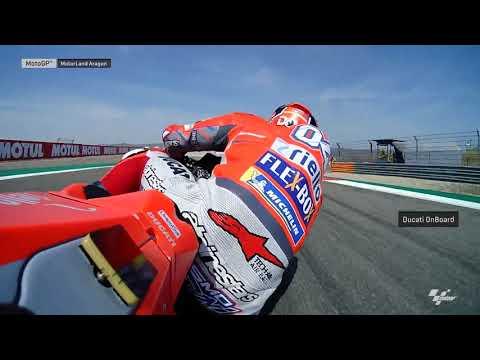Ducati OnBoard: Gran Premio Movistar de Aragon