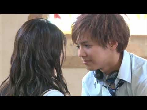 (ENG SUB) Katayose Ryota was very nervous filming his first on-screen kiss with Tsuchiya Tao