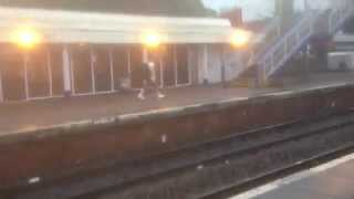 preview picture of video 'Falkirk Grahamston Train Station'