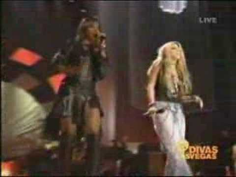 Download Shakira & Mary J Blige - Love Is A Battlefield (Live Di HD Mp4 3GP Video and MP3