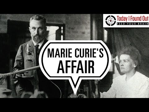 Marie Curie's Affair... and the Duels That Followed