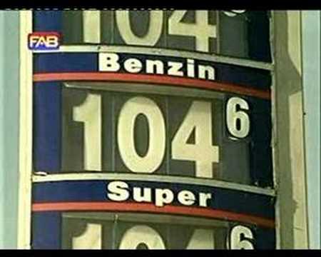 Gaspromneft die Preise für das Benzin in unter tagile