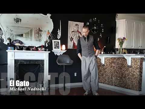 LEADER's TECHNIQUE - ARGENTINE TANGO - FREE ONLINE LESSON with Michael 'El Gato' Nadtochi