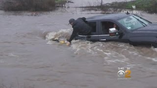 Severe Weather Blamed For Three Deaths In California
